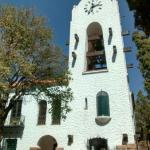 Humahuaca's church in Jujuy Argentina